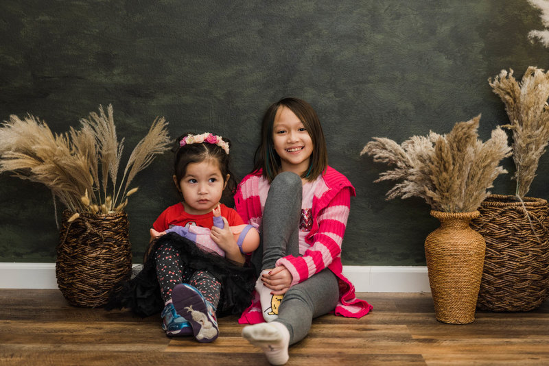 seattle portrait photographer, in-studio portraits, seattle children photographer