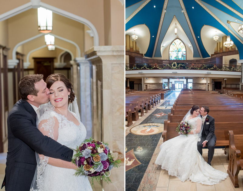 St Anne & Joachim Wedding Venue in Fargo photographer Kris Kandel (1)