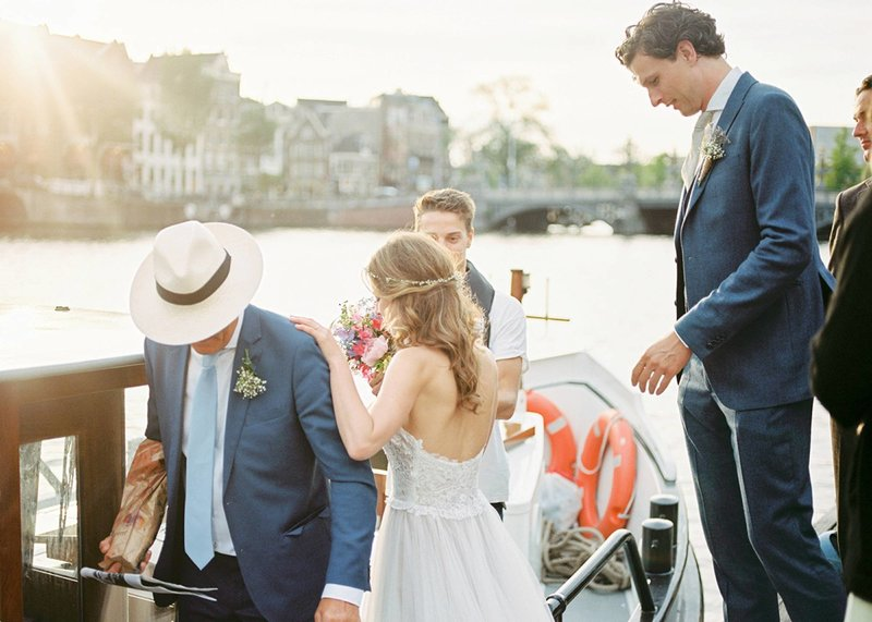 Laura & Pieter - Amsterdam wedding photographer elopement fine art  31