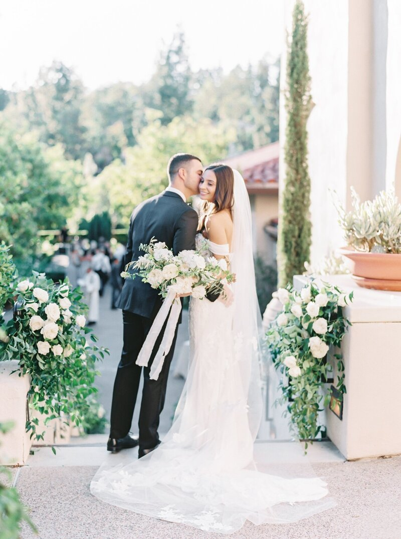 San Diego California Film Wedding Photographer - Rancho Bernardo Inn Wedding by Lauren Fair_0100