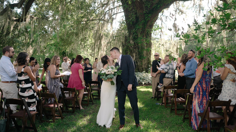 charleston wedding videographer