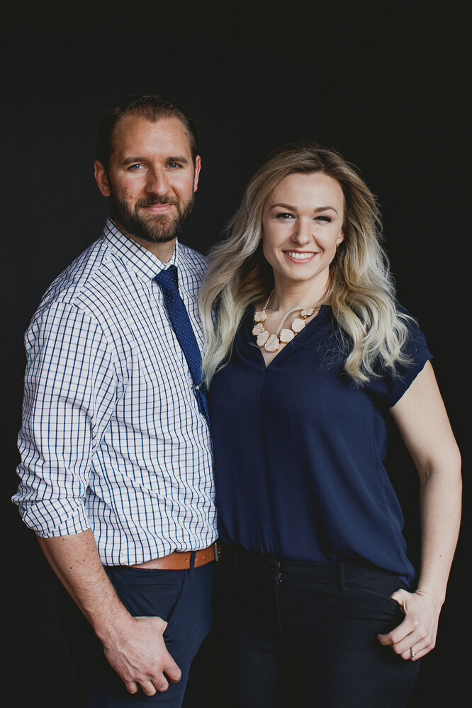 Meet Laura and Dakin, the creators behind Direct Light Studios.