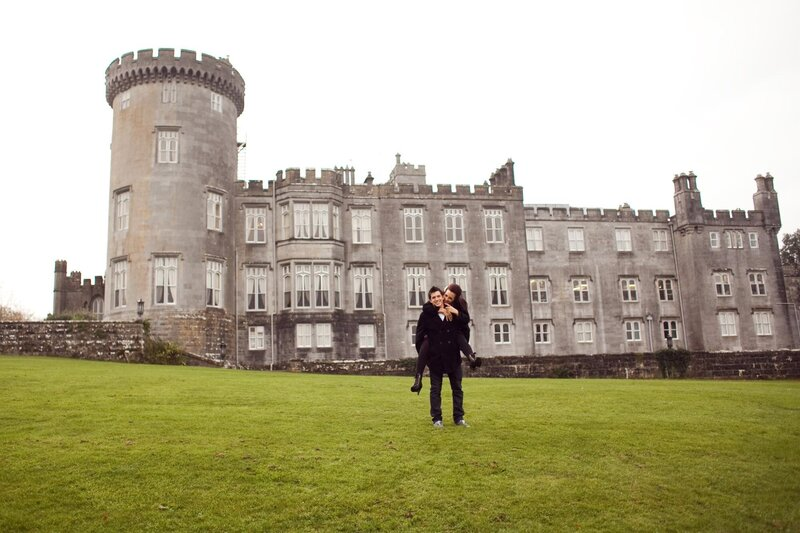 2011 - Kristen and Andrew - Fairytale Castle