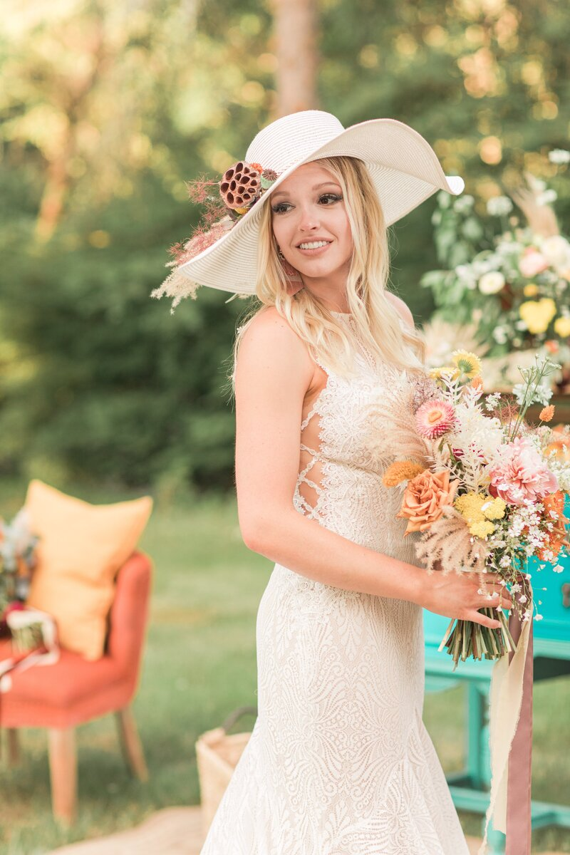 Christine Hazel Photography - New England Wedding Bohemian_0156