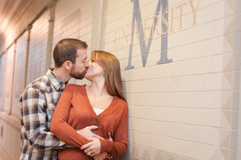 monmouth universty alumni engagement session
