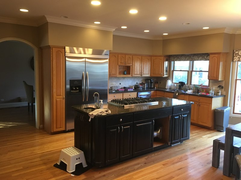 Before and After Remodel Gallery MW Craftsman Interior Home Custom Remodels