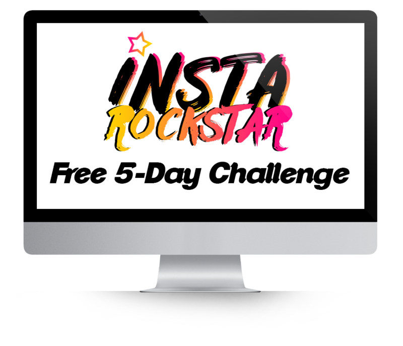 Instagram 5 Day Challenge