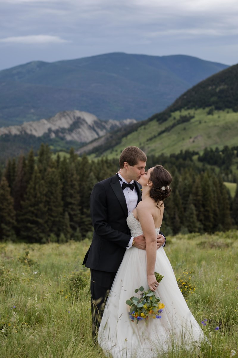 Cuchara Mountain Wedding
