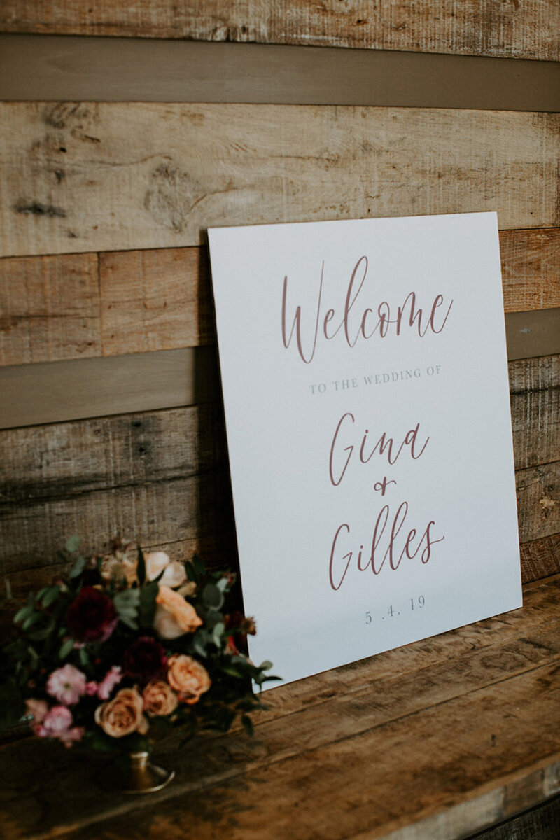 pirouettepaper.com | Wedding Stationery, Signage and Invitations | Pirouette Paper Company | Welcome + Unplugged Signs 48