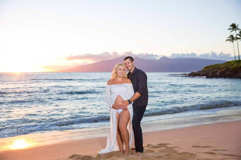 Maui Maternity Photo Shoots