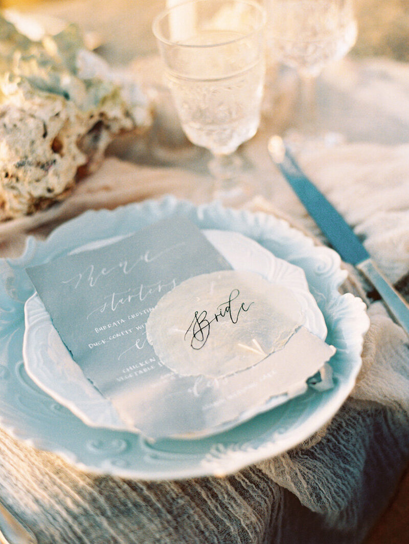 pirouettepaper.com | Wedding Stationery, Signage and Invitations | Pirouette Paper Company | Place Cards 45