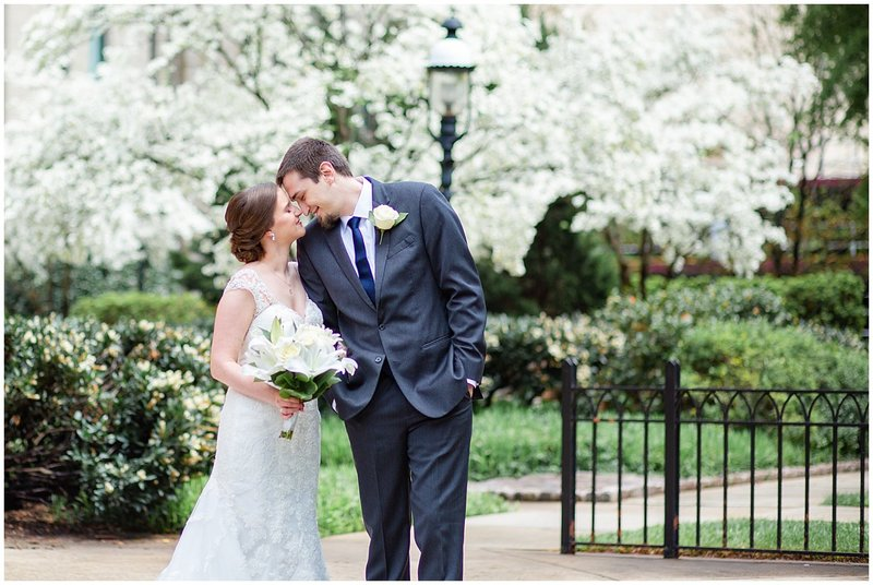 Charolette Wedding, Classic church wedding