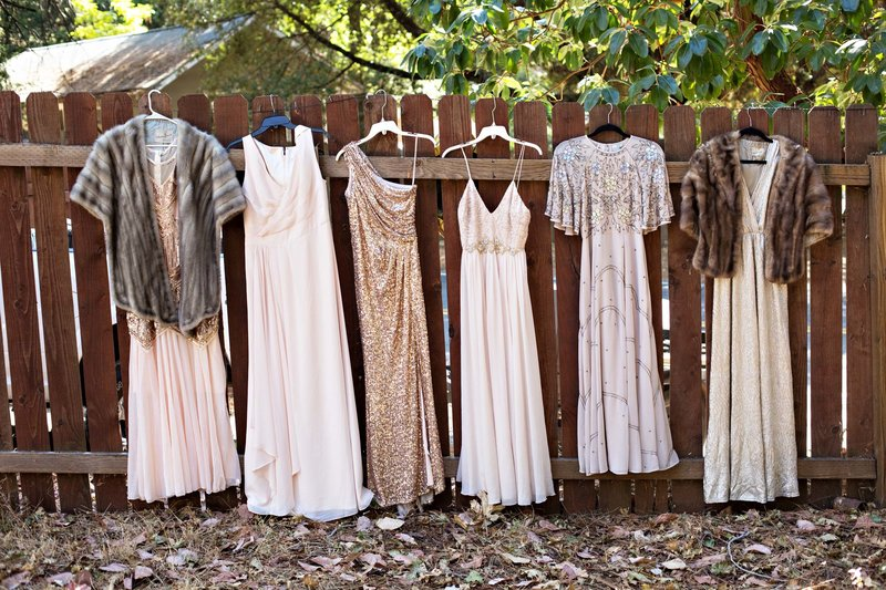 wedding details dresses