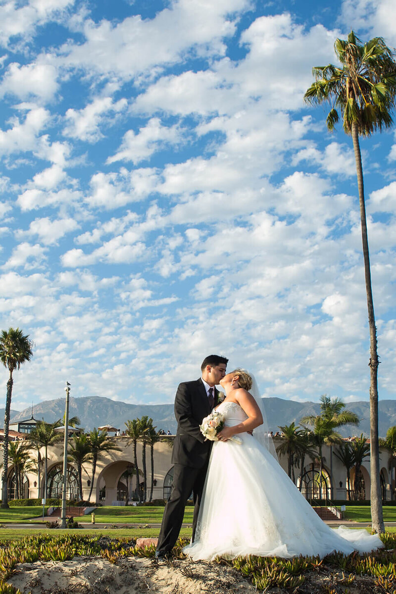 Destination Wedding Photographer Reviews for White House Wedding Photography | Tiffany & David | Fess Parker Resort Santa Barbara, California