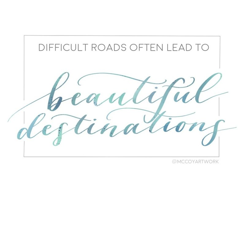 calligraphy beautiful destinations
