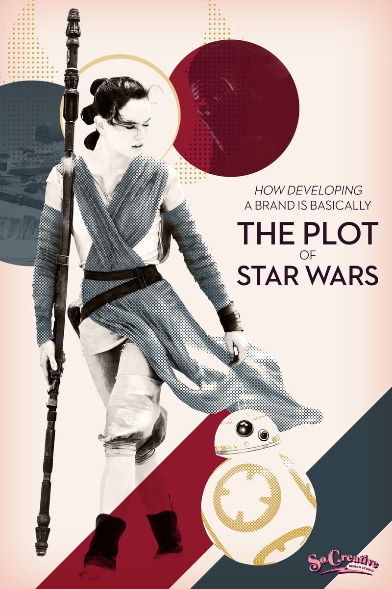 Brand Development and the Plot of Star Wars