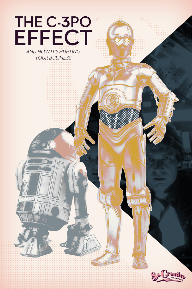 The C-3PO Effect