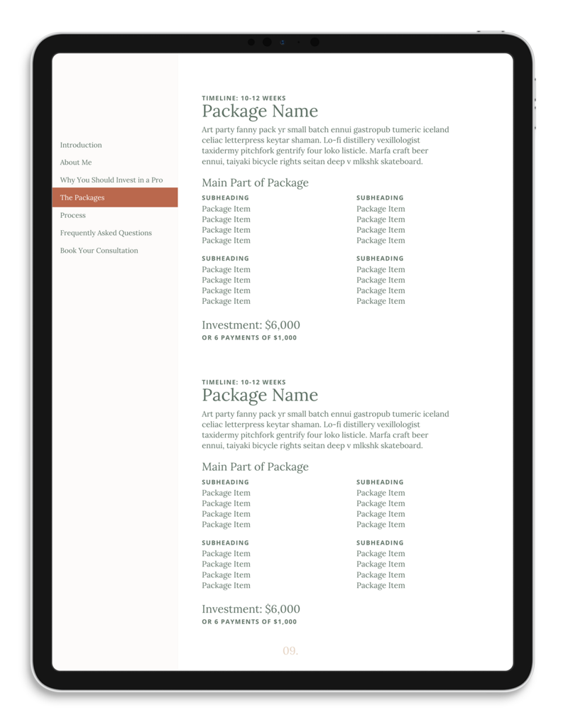 Pricing Guide-Package-2 copy