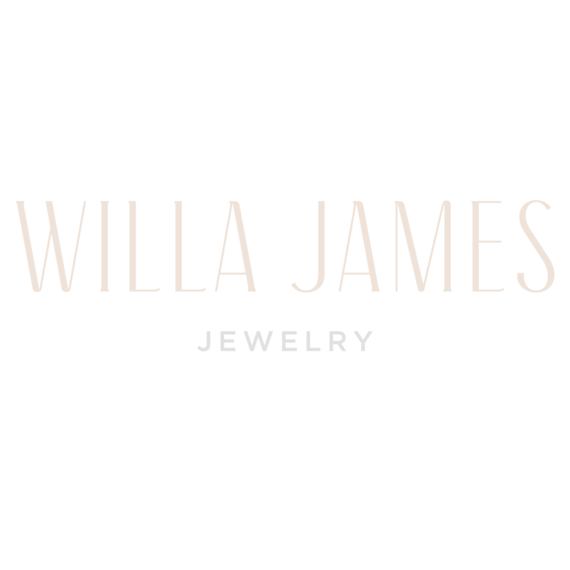 Willa James Logo_Full Blush Grey