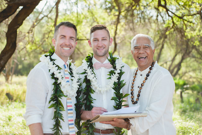 Hawaii civil union information