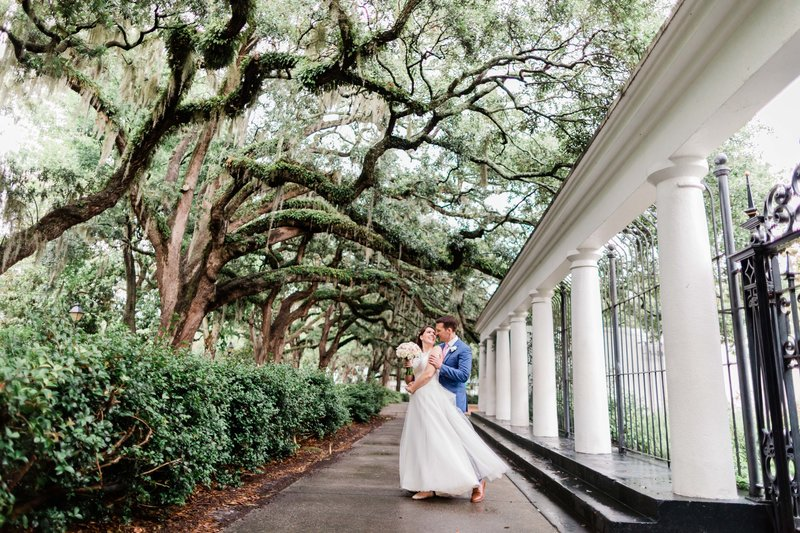 Savannah's best wedding photographer