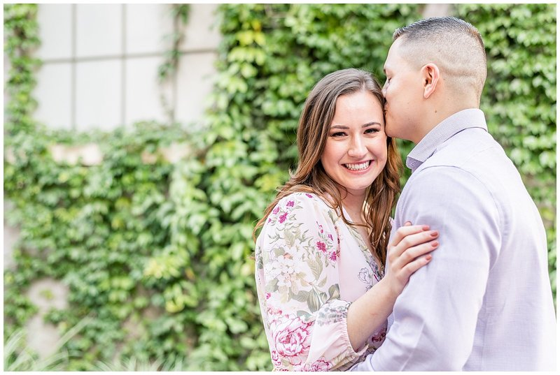 Engagement Session at The Pearl | Heather & Cody 01