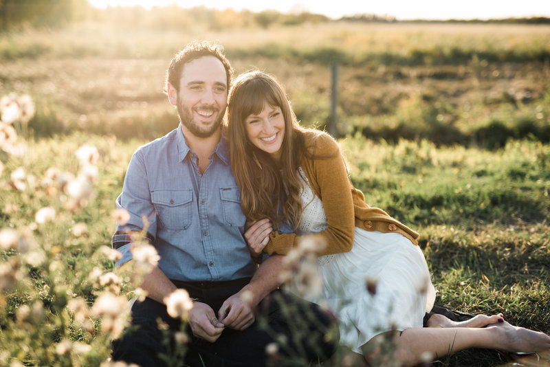 Red Deer Photographers-Raelene Schulmeister Photography- engagement photos-golden hour portraits