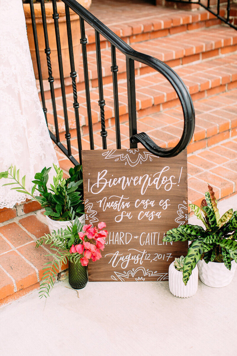 pirouettepaper.com | Wedding Stationery, Signage and Invitations | Pirouette Paper Company | Welcome + Unplugged Signs 46