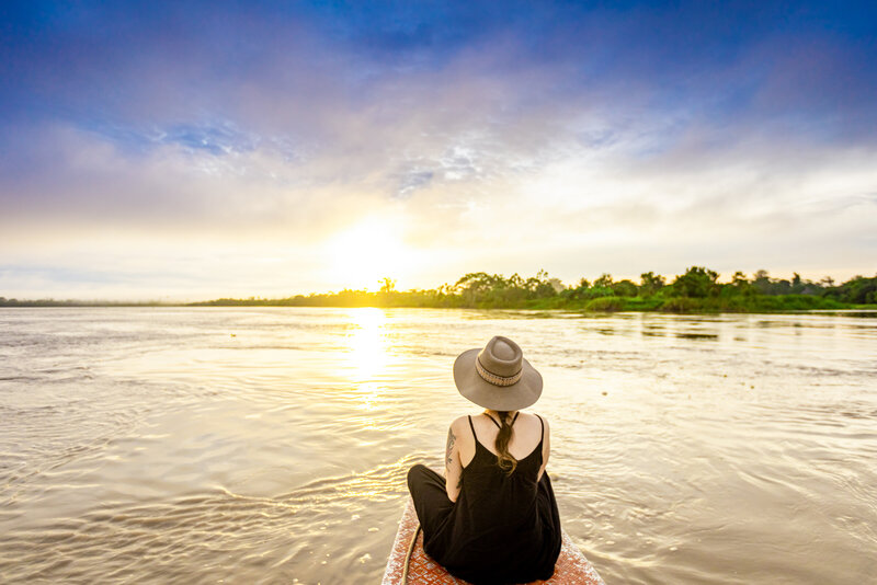 Kelli-Hayden-Peru-Amazon-River-Boat-Sunrise