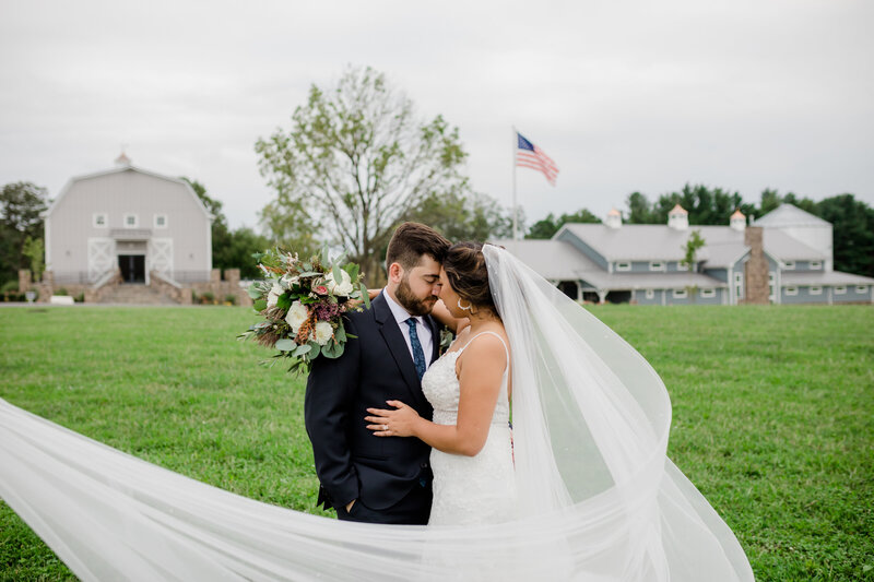 Newly Wed Maryland Couple Photography