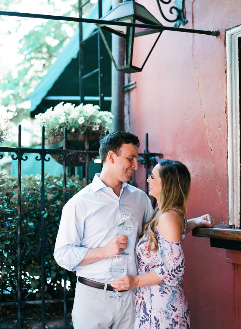 112-FRENCH QUARTER ENGAGEMENTS RAE MICHAEL