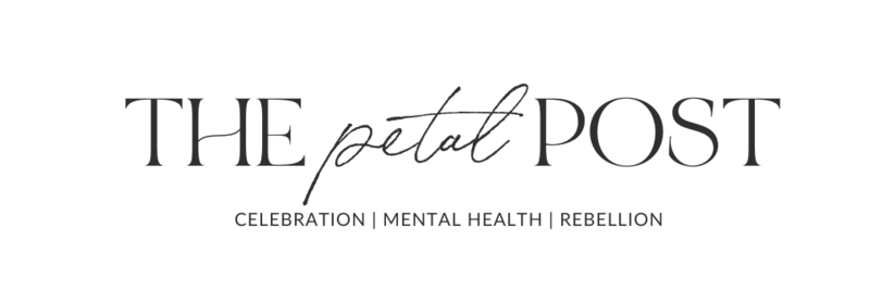 The petal post logo