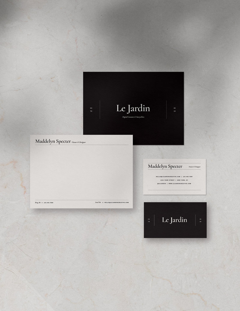 Customizable-Stylish-Stationery-Design-Jardin2-SaffronAvenue4