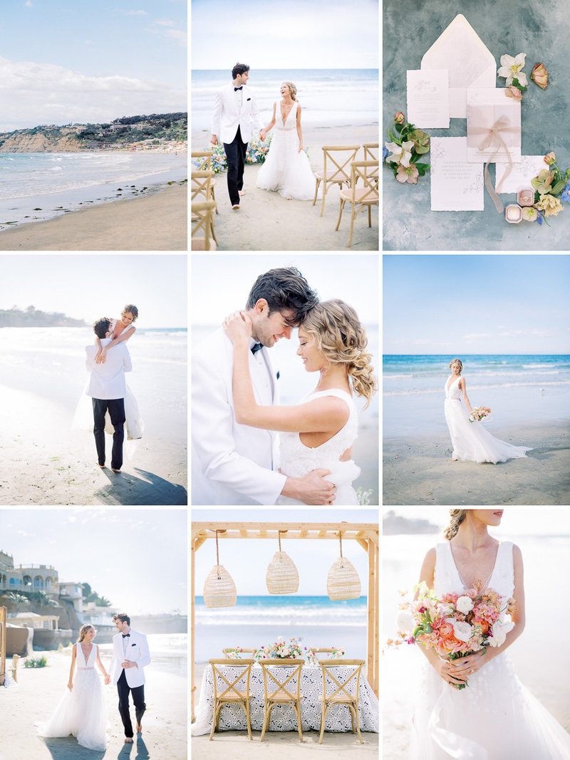 California Wedding V