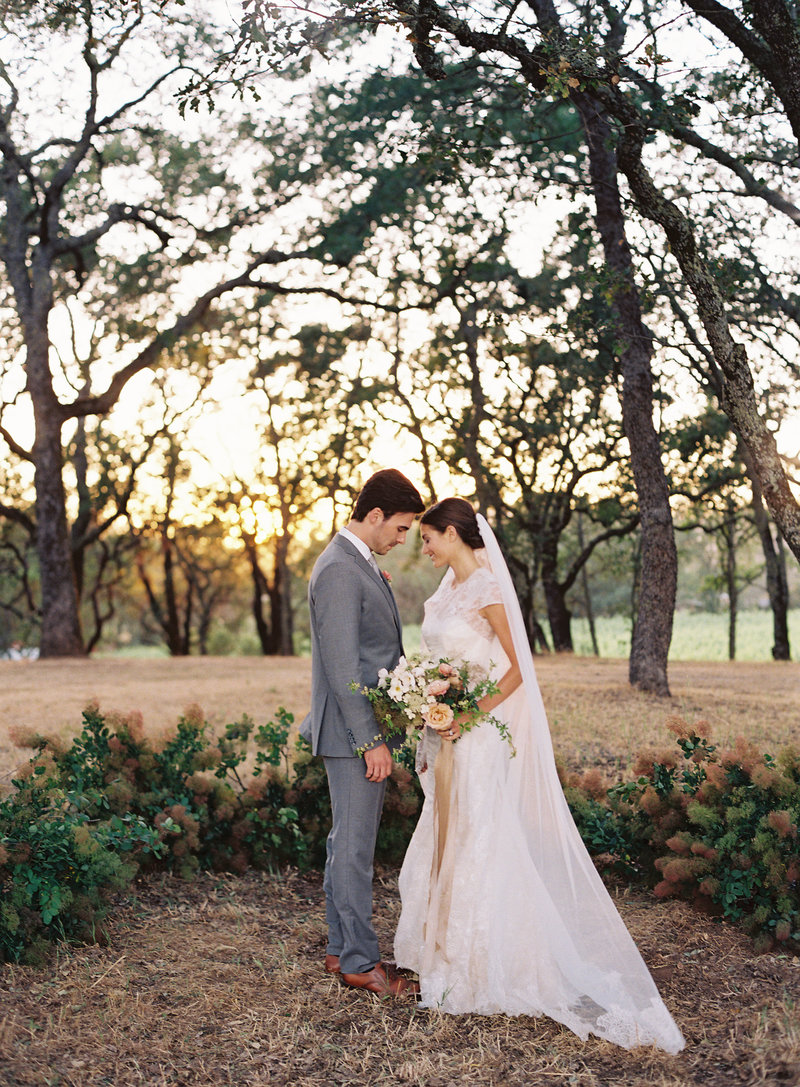 Wedding by Jenny Schneider Events in Napa Valley, California. Photo by Eric Kelley Photography.