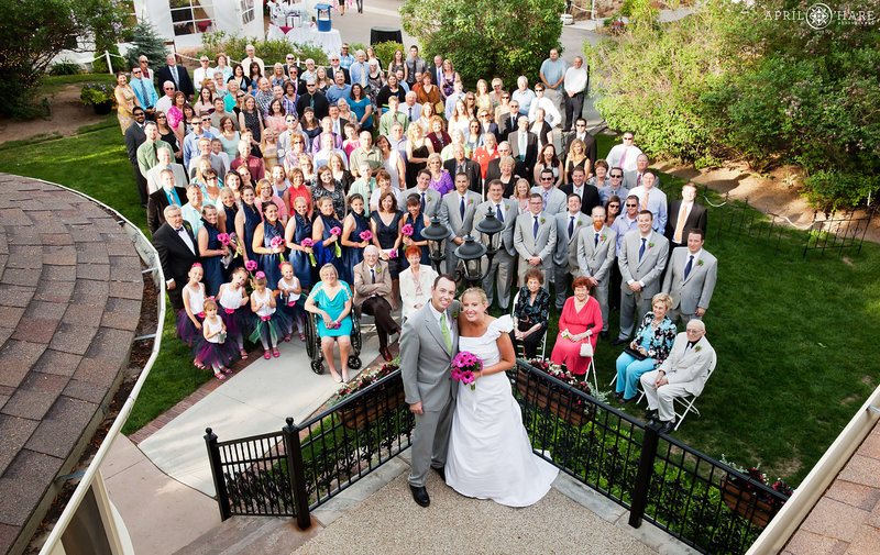 Wedgewood-Weddings-Tapestry-House-Full-Wedding-Shot-from-Balcony-Fort-Collins