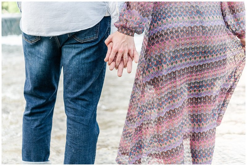 Faust Street Engagement | Holly + Cristian 11