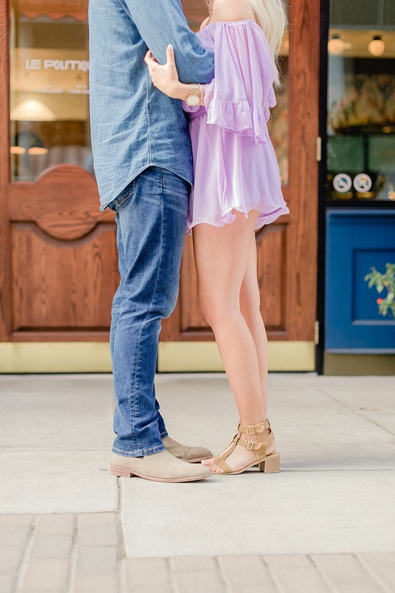 Downtown Austin Engagement Session Holly Marie 39