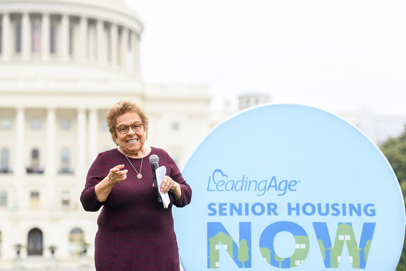 LeadingAge Senior Housing Rally Washington D.C.
