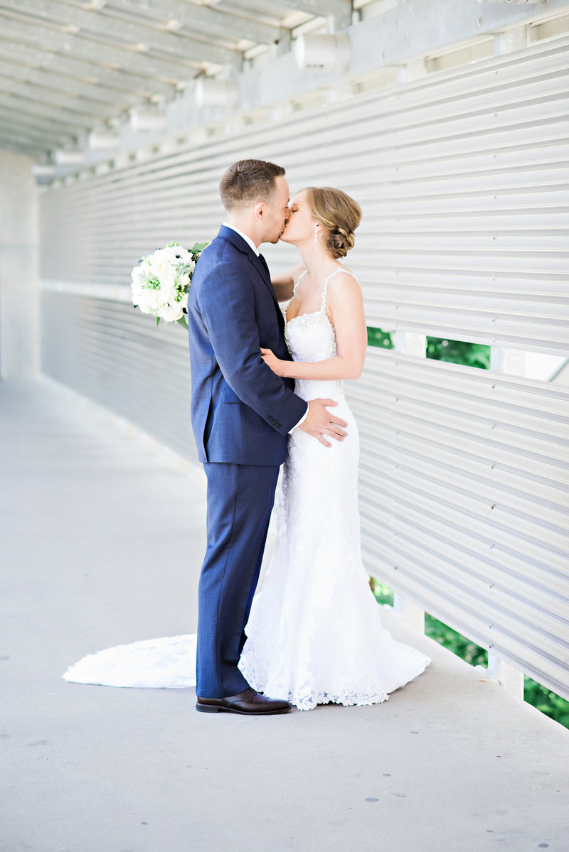 A Hotel Vetro Iowa City Rooftop Wedding