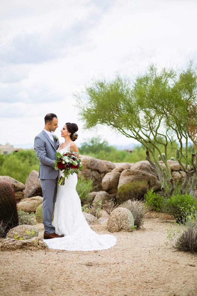 Phoenix AZ Wedding Photographers Troon North