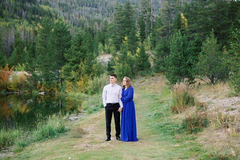 Fall Engagement in the Colorado Mountains_0016