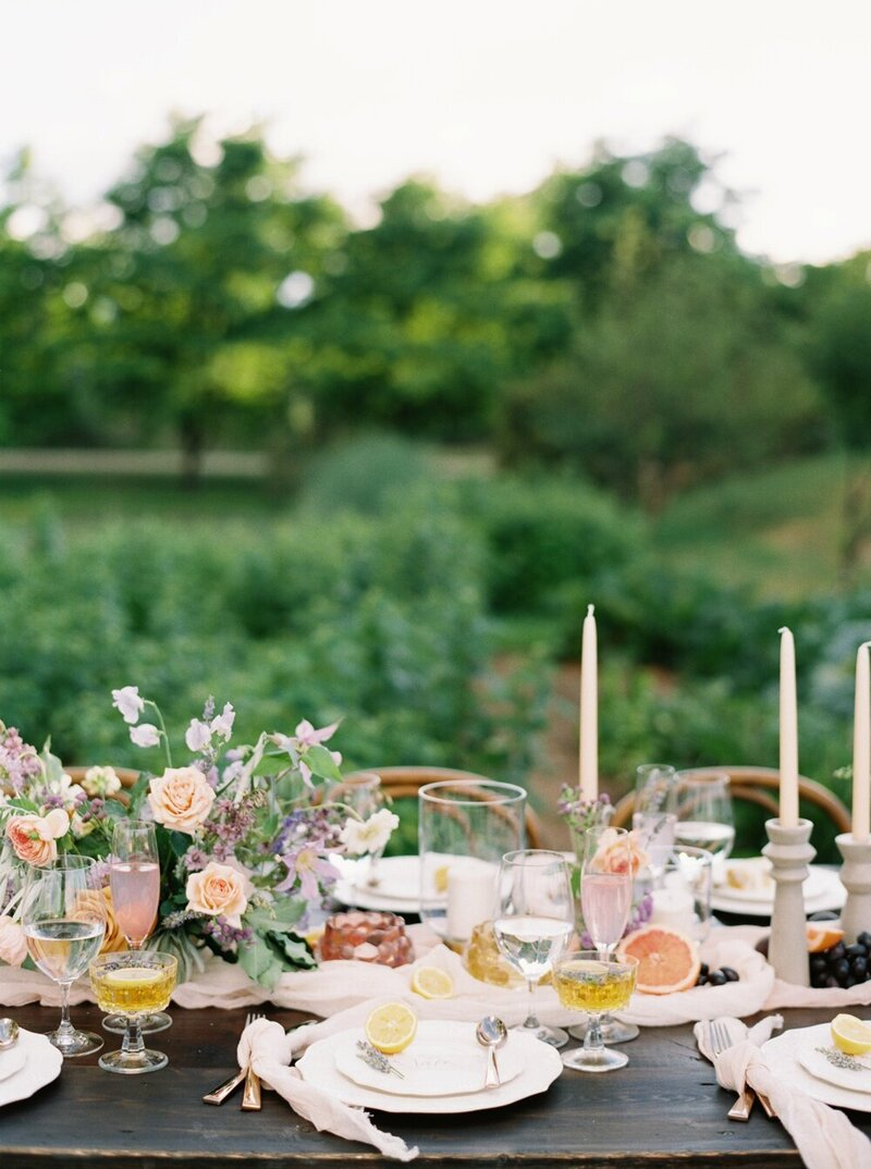 Lush and Romantic Wedding at a Flower Farm_0021