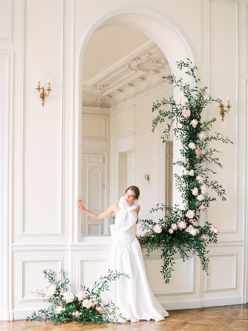 Luxurious french chateau wedding amelia soegijono0004