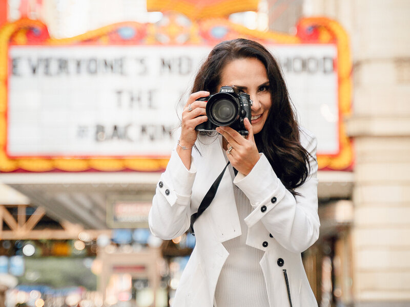 Monica Ninker is Downtown Chicago's best personal brand and headshot photographer