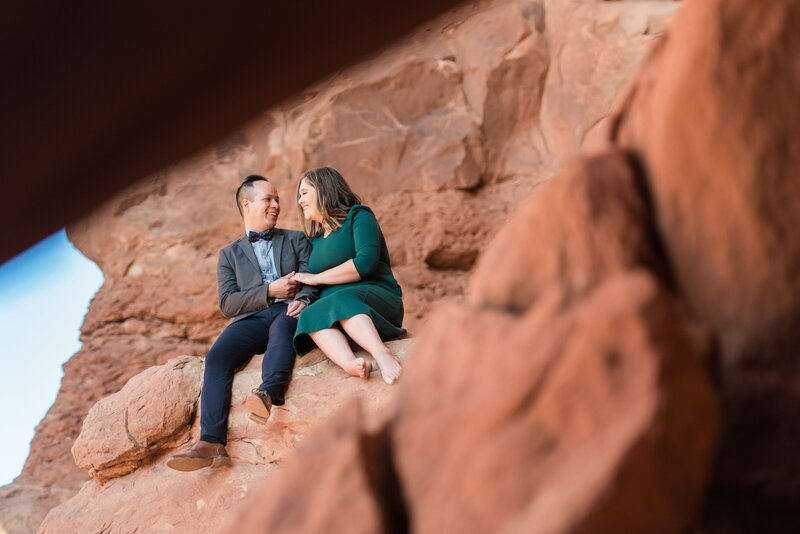 Arches National Park and Dead Horse Point Adventure Engagement_002