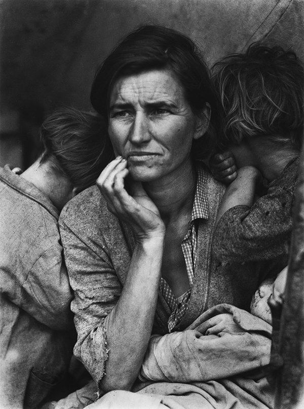 The Inspiring, Contested Legacy of Dorothea Lange