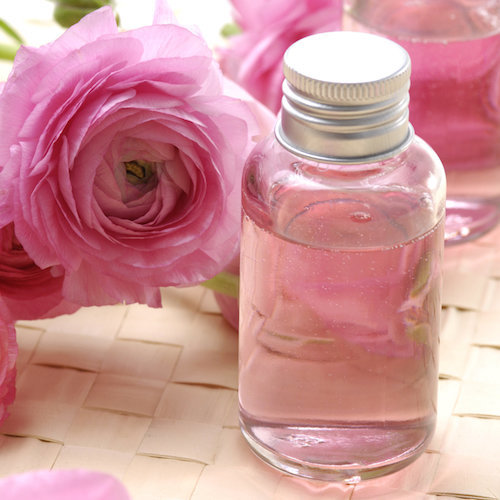 rose petal liquid soap