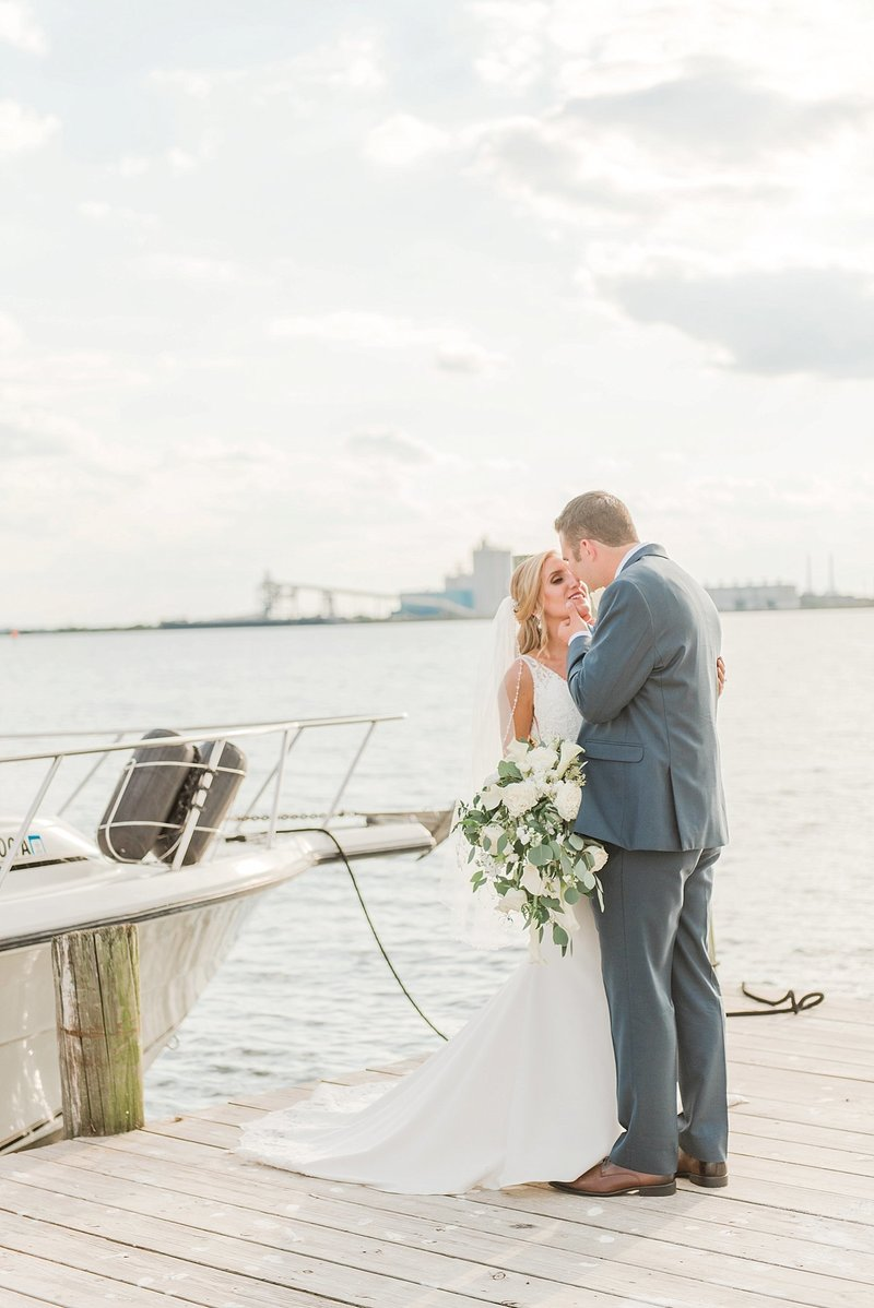 Bayfront Club Wedding Washington D.C. and Maryland Wedding Photographers Andie and Tony of Costola Photography