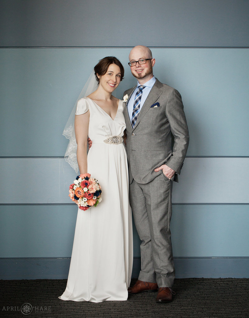 Wedding Photography at Denver Museum of Nature and Science